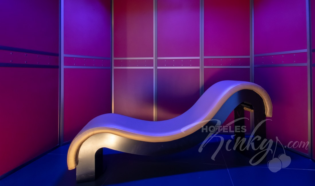 Habitaciòn Junior Suite  del Love Hotel V Motel Boutique Periférico Norte