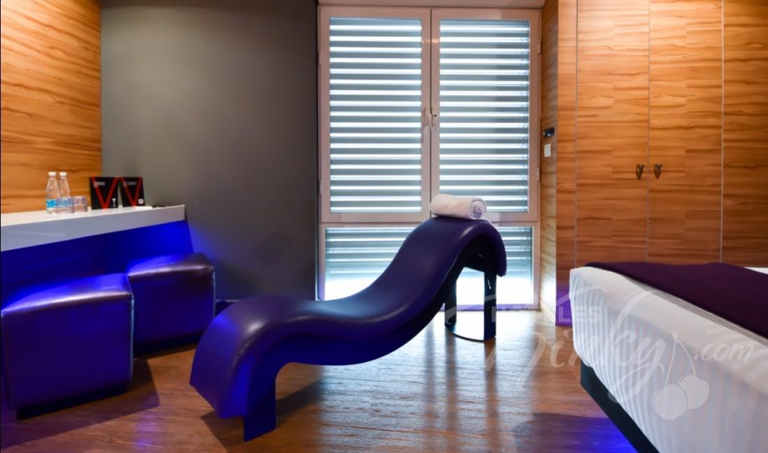Love Hotel V Motel Boutique Sur, Habitacion Pool Villa