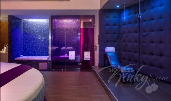 Love Hotel V Motel Boutique Sur, Habitacion Sky Suite