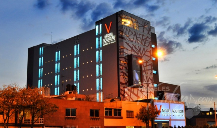 Love Hotel V Motel Boutique Viaducto