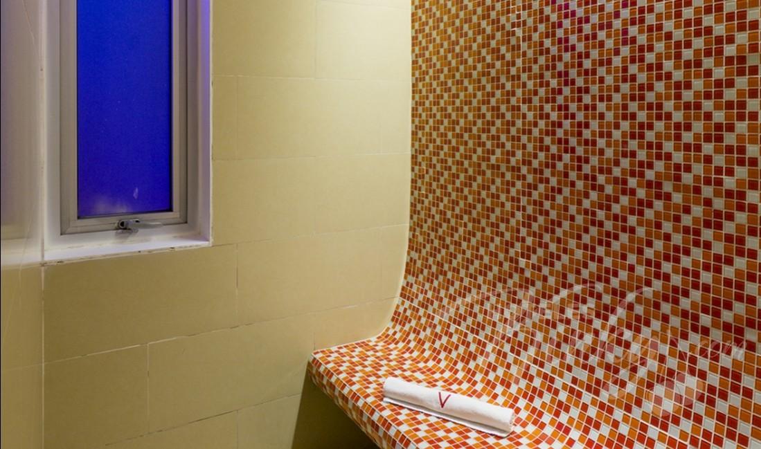 Habitaciòn Pool & Spa Suite  del Love Hotel V Motel Boutique Viaducto