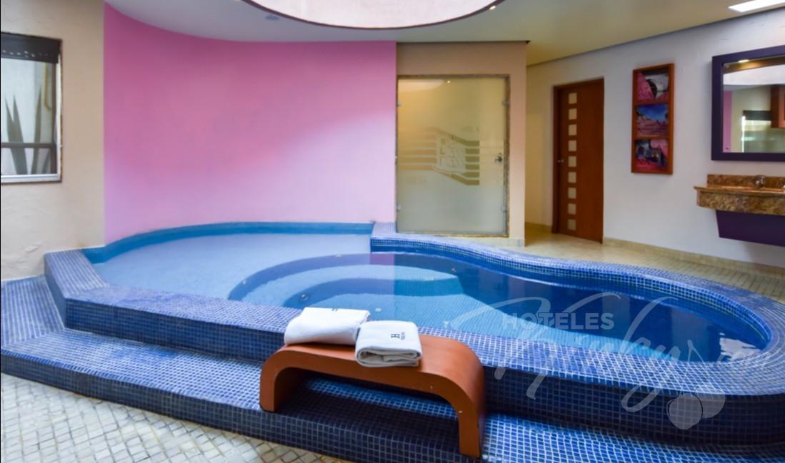 Love Hotel Verona Hotel & Suites , Habitacion Alberca