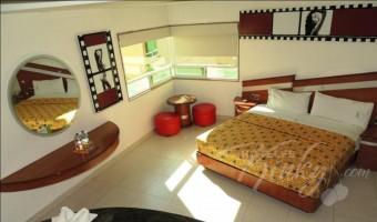 Love Hotel Verona Hotel & Suites , Habitación Hotel Jacuzzi