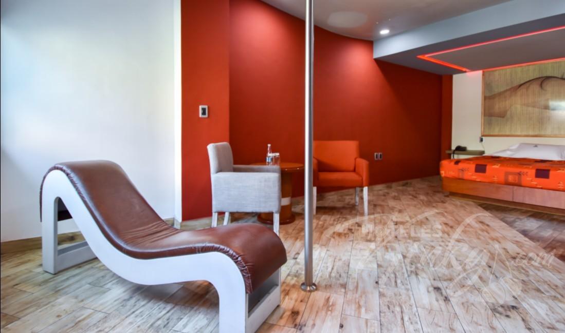 Love Hotel Verona Hotel & Suites , Habitacion Motel Jacuzzi