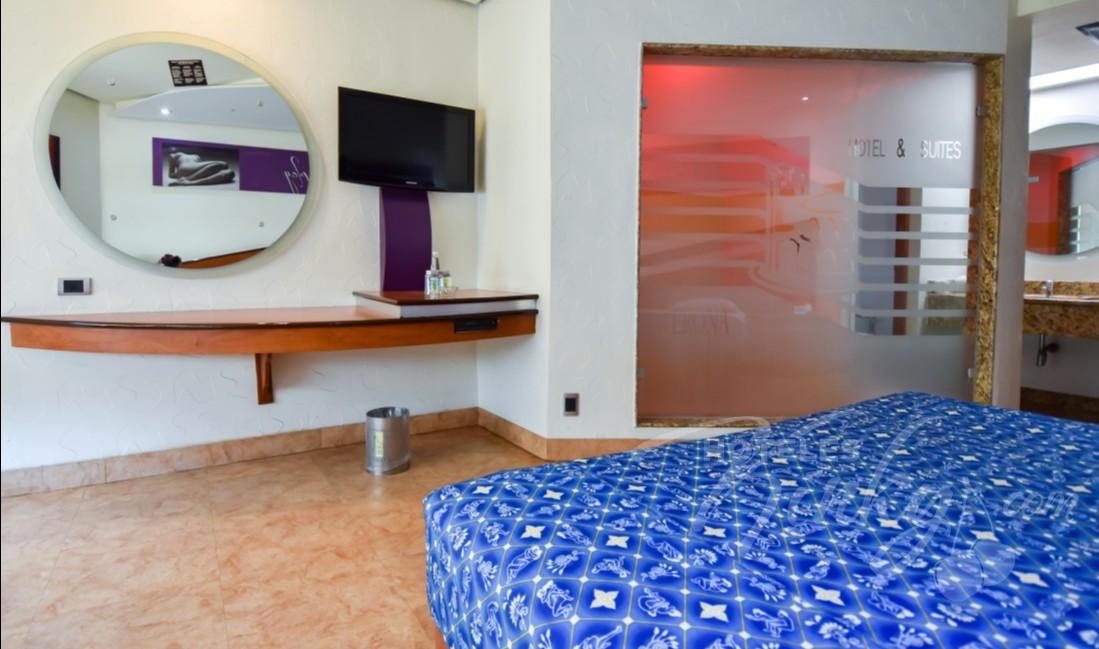 Love Hotel Verona Hotel & Suites , Habitacion Villa Junior