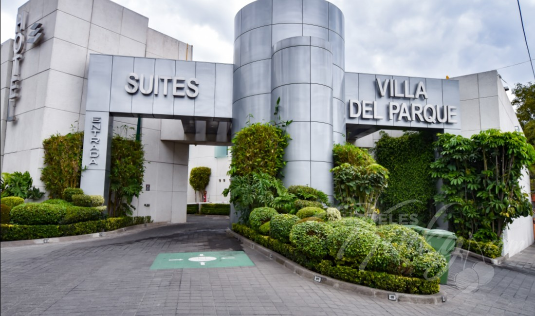 Love Hotel Villa del Parque