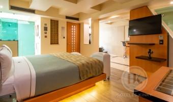 Love Hotel Villa del Parque, Habitacion Suite Jacuzzi