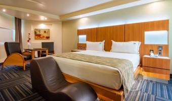 Love Hotel Villa del Parque, Habitacion Suite Junior