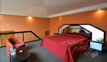 Love Hotel Villa Izcalli, Habitacion Jacuzzi Master