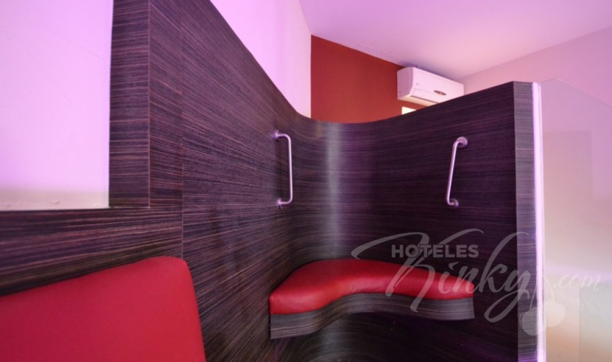 Love Hotel Villa Izcalli, Habitacion Jr. Suite