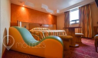 Love Hotel Villa Verde, Habitación Amplia