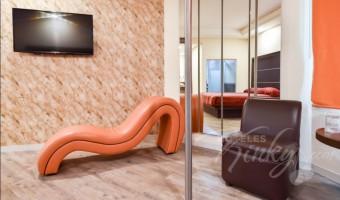 Love Hotel Villas Ajusco, Habitacion Hotel Sencilla