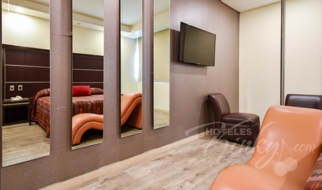 Love Hotel Villas Ajusco, Habitacion Villa Sencilla