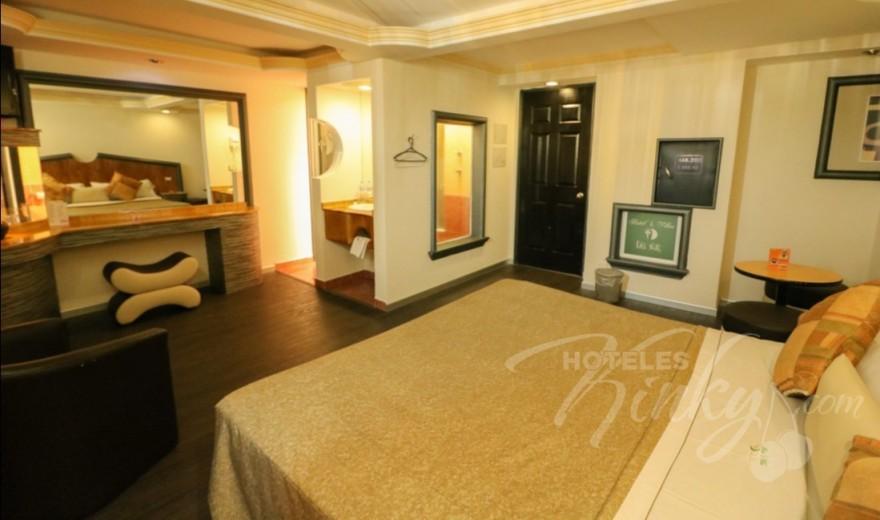 Love Hotel Villas del Sur, Habitacion Hotel Standard