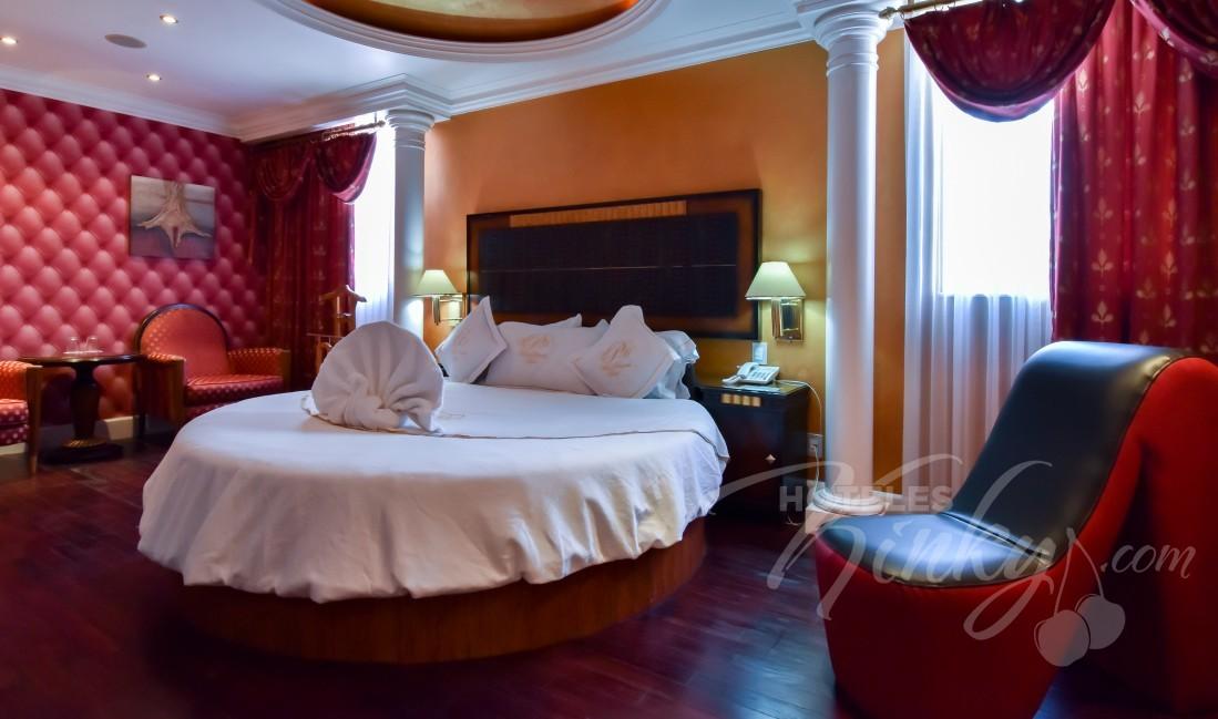 Love Hotel Villas Princess , Habitación Villa Jacuzzi