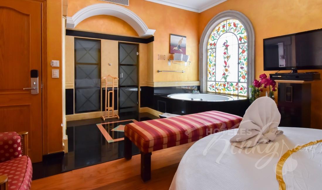 Love Hotel Villas Princess , Habitación Suite Cúpula
