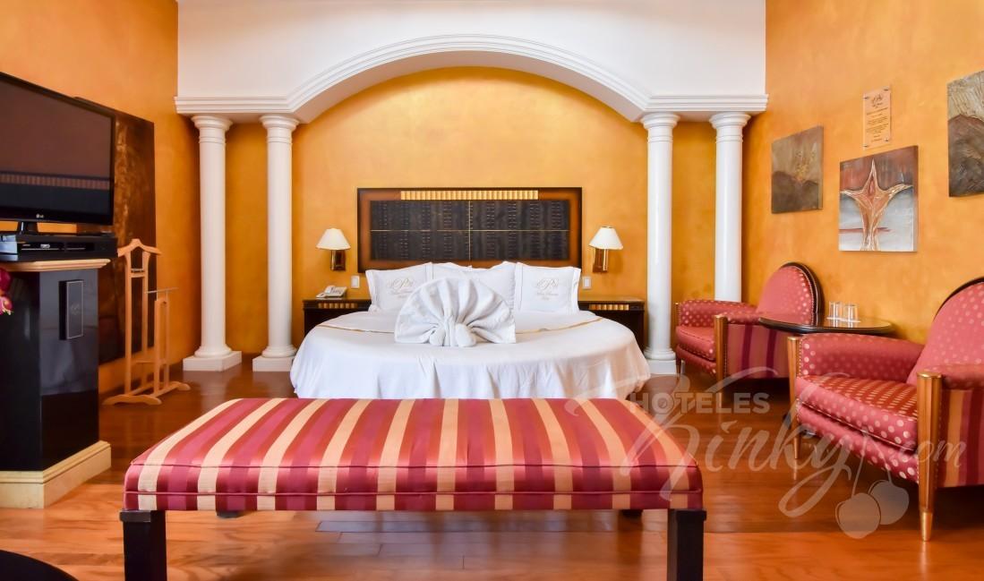 Love Hotel Villas Princess , Habitacion Suite Cúpula