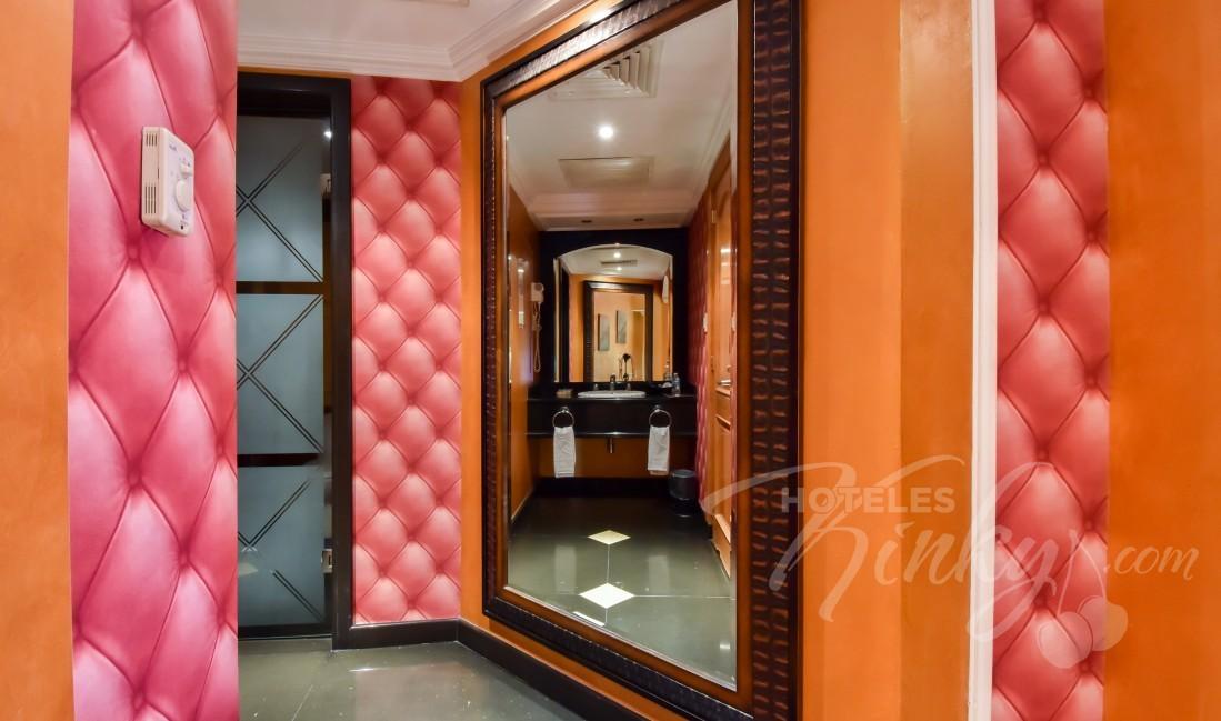 Habitaciòn Villa Jr Suite  del Love Hotel Villas Princess