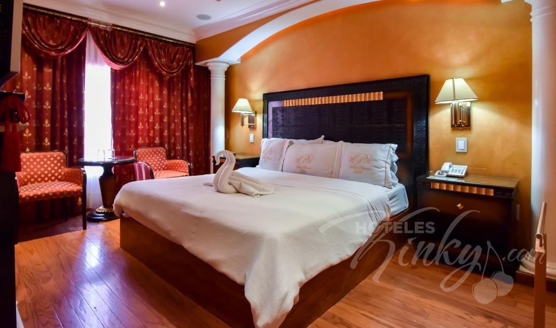 Love Hotel Villas Princess , Habitación Villa Jr Suite