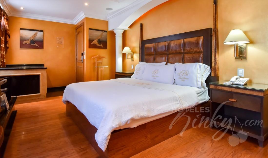 Love Hotel Villas Princess , Habitación Villa Master