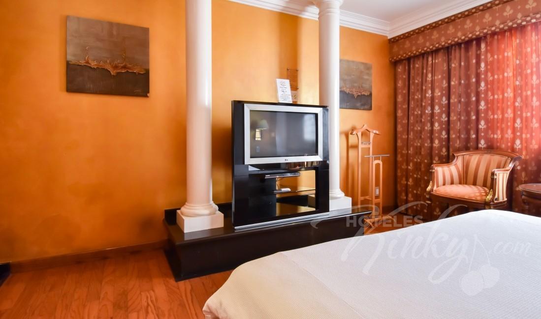 Habitaciòn Villa Sencilla  del Love Hotel Villas Princess