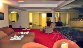 Love Hotel Villas Puente, Habitacion Suite Alberca