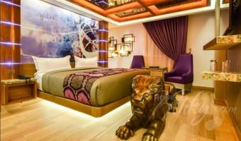 Love Hotel VP Vintage , Habitacion Super Suite