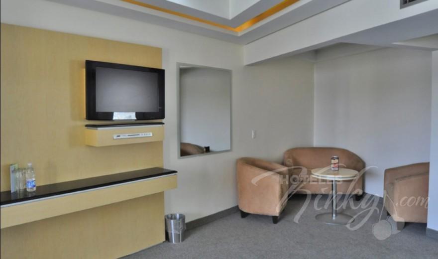 Love Hotel Xanadú Hotel & Suites, Habitacion Hotel Doble