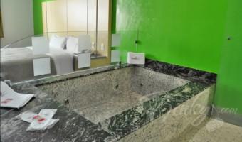Love Hotel Xanadú Hotel & Suites, Habitacion Hotel Jacuzzi