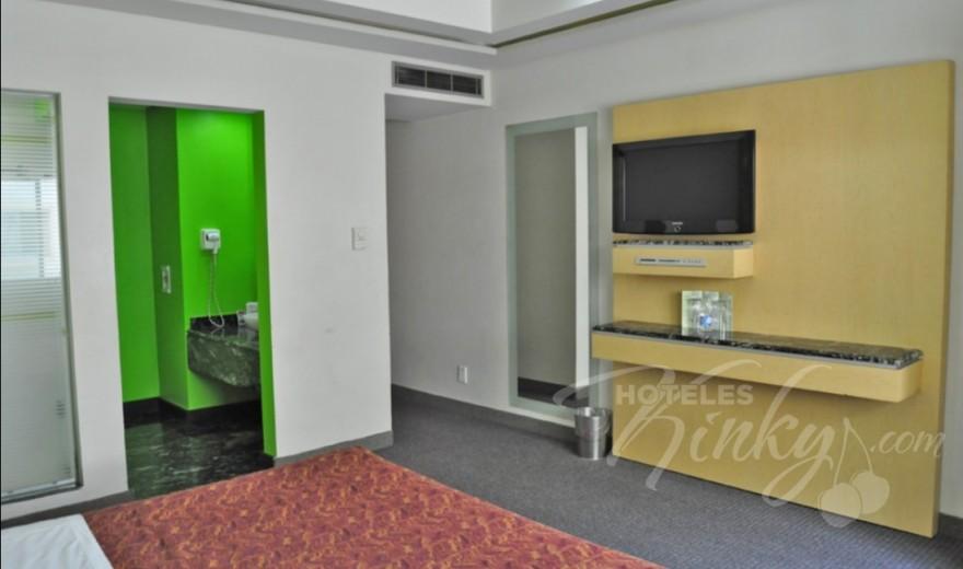 Love Hotel Xanadú Hotel & Suites, Habitacion Hotel Sencilla