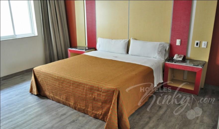 Love Hotel Xanadú Hotel & Suites, Habitacion Villa Sencilla
