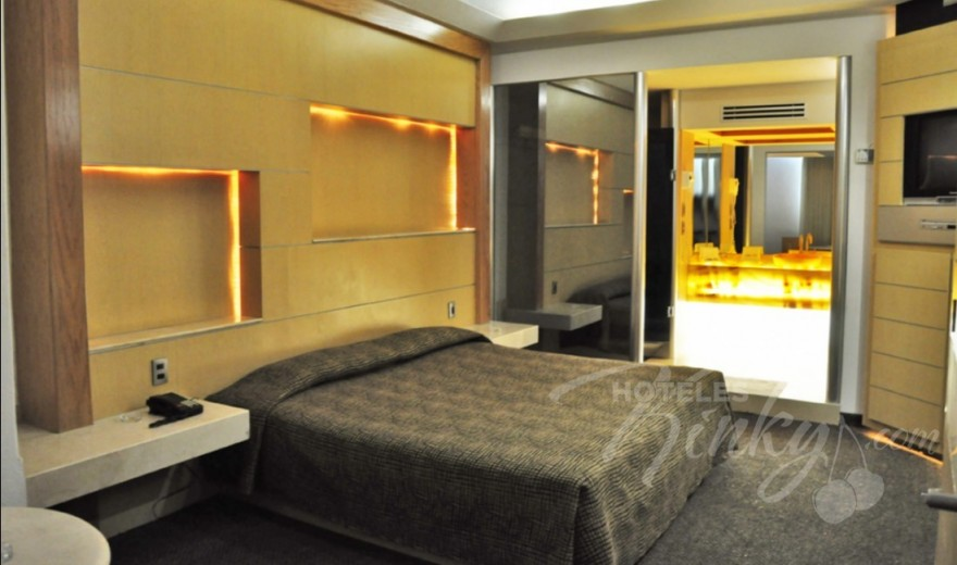 Love Hotel Xol-ha, Habitacion Master