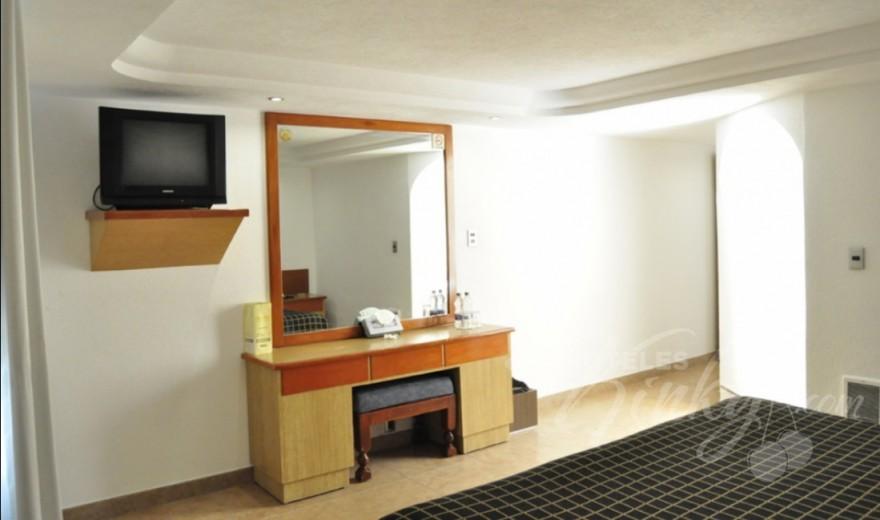 Love Hotel Xol-ha, Habitacion Standard