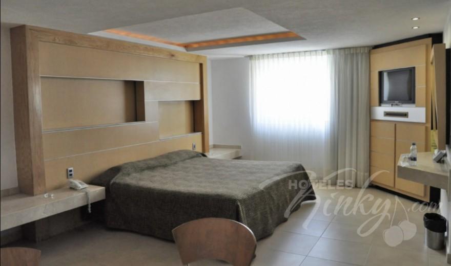 Love Hotel Xol-ha, Habitacion Suite Jacuzzi